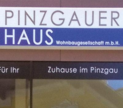 Leuchtkasten Pinzgau Haus