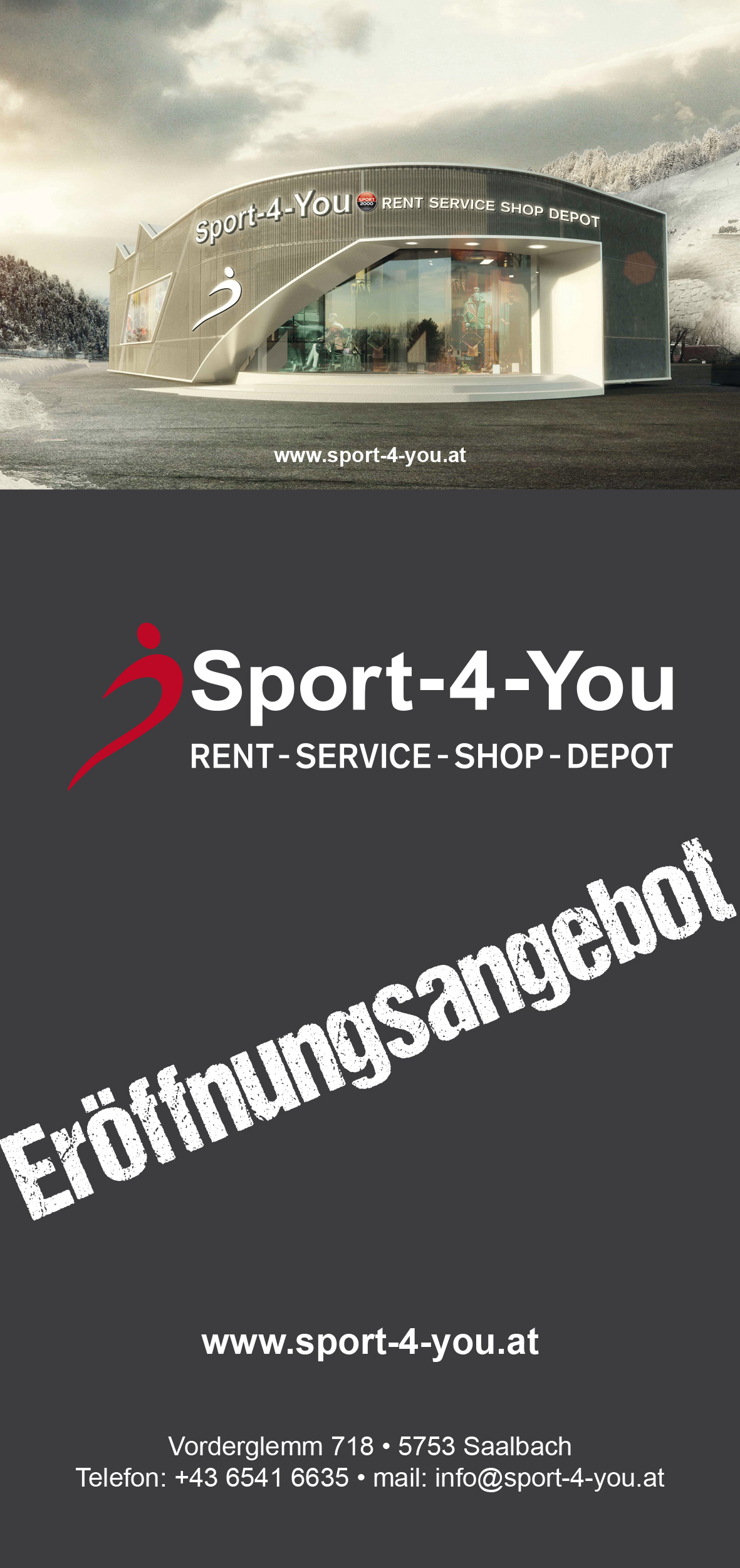 Flyer Sport-4-You