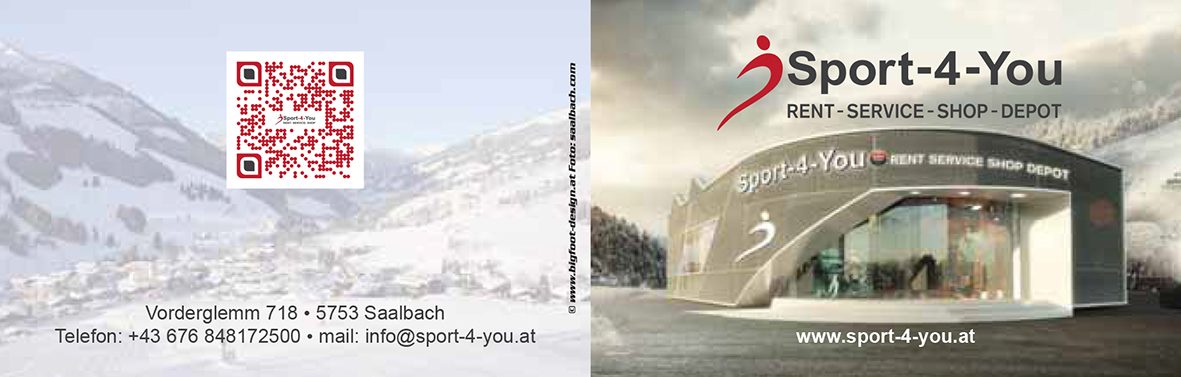 Minifolder Sport 4 you