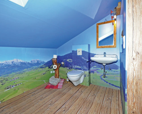 Gestaltung Badezimmer Eggerhof Saalfelden