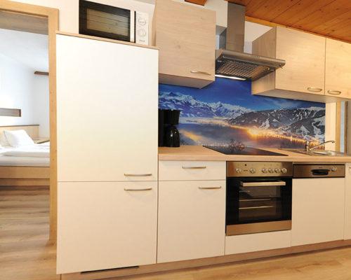 Küchenrückwand Hotel Seestrand