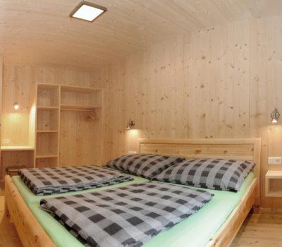 Chalet Doppelzimmer