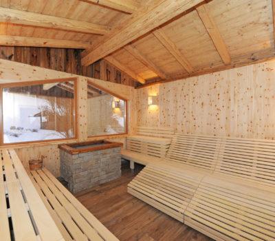 Unterellmau-Sauna