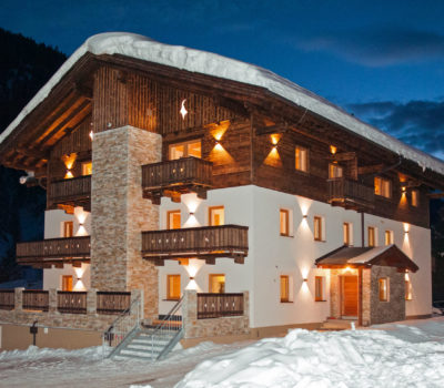 Berghof Nachtaufnahmen