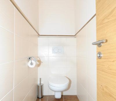 Hotel Unterellmau Toilette