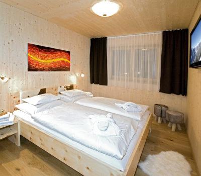Chalet Schlafzimmer