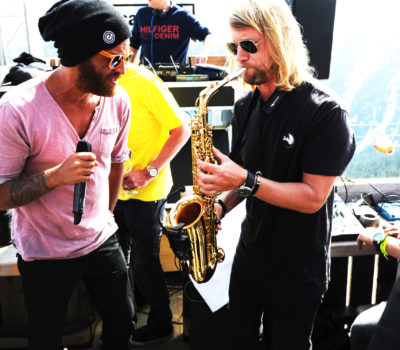 Mountainclub Musiker