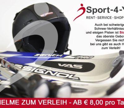 Helmverleih Beitrag Sport-4-You