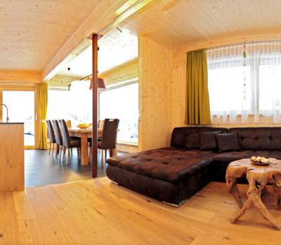 Chalet  Wohnzimmer