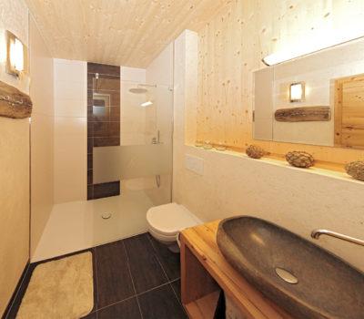 Chalet Badezimmer