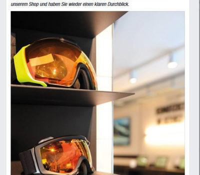 Ski- & Sonnenbrillen Beitrag Sport-4-You