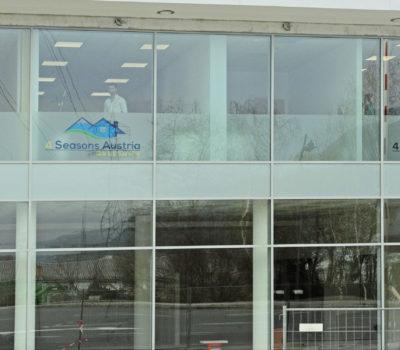 Firmenbranding Seasons Austria