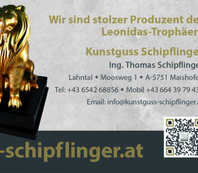 Inserate Kunstguss Schipflinger