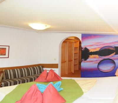 Hotel Unterellmau Panorma Foto