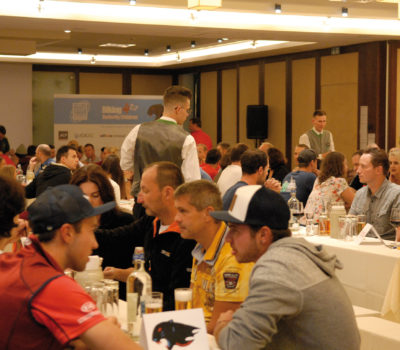 World Games of Mountainbiking Abendveranstaltung