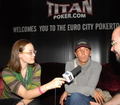 Titan Pocker Interview