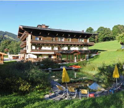 Hotel Unterellmau Fotografie Sommer