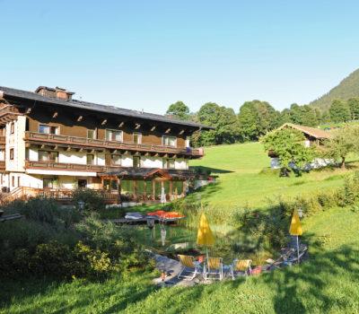 Hotel Unterellmau Fotografie