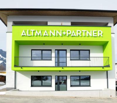 Frontlight Altmann + Partner