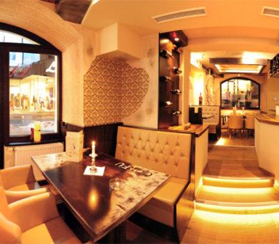 Restaurant zum Griechen Panorma Foto Fotografie