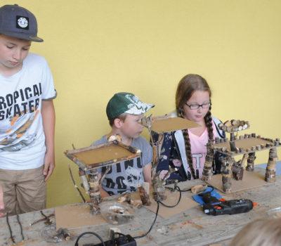 Jugendkultur Workshop
