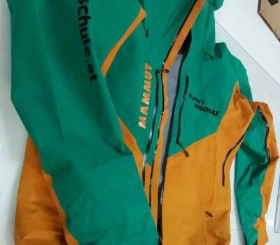 Arbeitsbekleidung alpine skischule