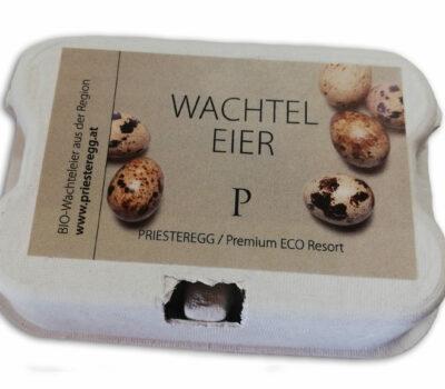 wachteleier-Priesteregg premium ECo Resort